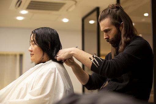 『クィア・アイ in Japan!』より。Kelli Falls/Netflix