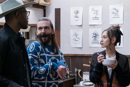 『クィア・アイ in Japan!』より Bruce Yamakawa/Netflix