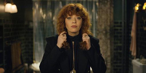 『ロシアン・ドール:謎のタイムループ』 Courtesy of Netflix