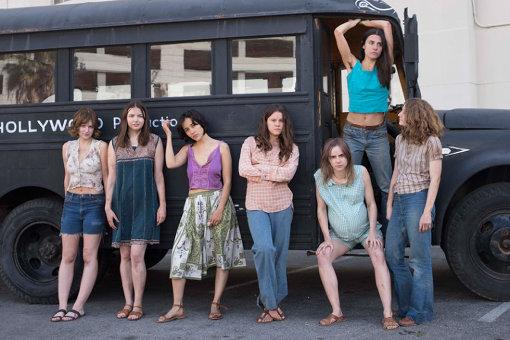 『チャーリー・セズ / マンソンの女たち』 ©2018 SQUEAKY FILMS, LLC