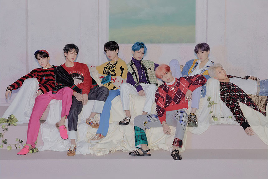 BTSがアートプロジェクトCONNECT,BTS始動。A・ゴームリーら参加