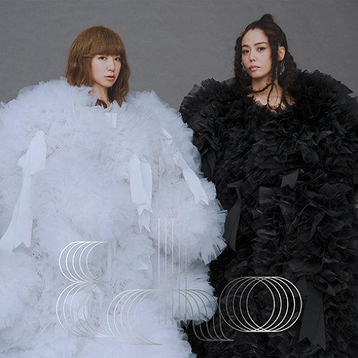 Chara+YUKI『echo』ジャケット