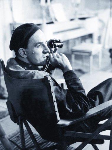 スウェーデンの巨匠イングマール・べルイマン