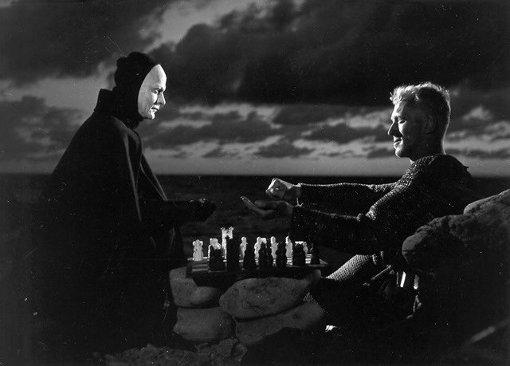 『第七の封印』(1956年) ©AB SVENSK FILMINDUSTRI