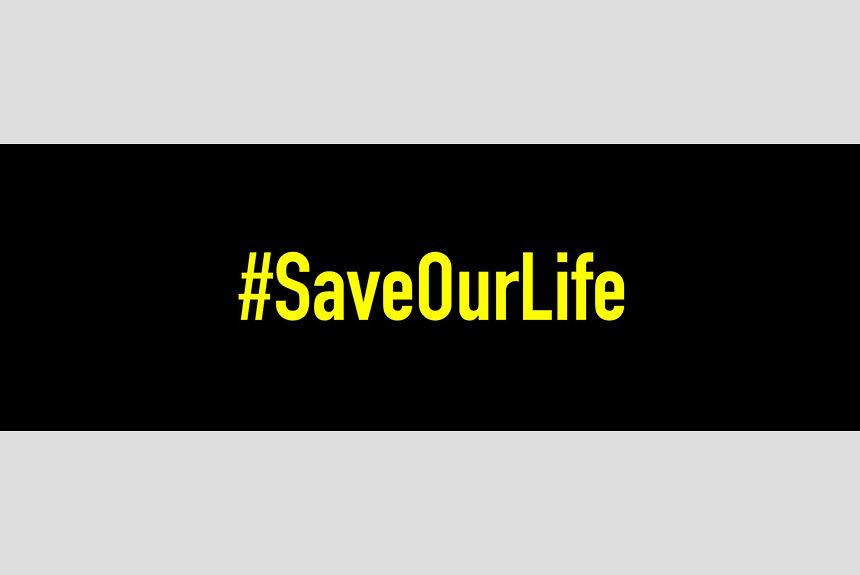 コロナ拡大防止に努める全ての人の職と生活を守るための署名開始