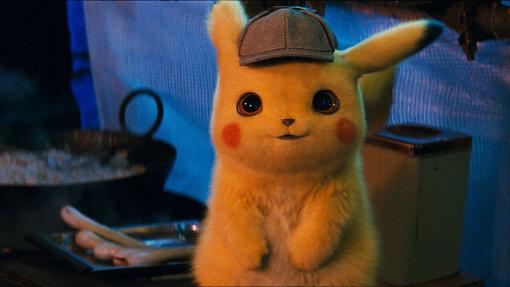 『名探偵ピカチュウ』 ©2019 Legendary and Warner Bros. Entertainment, Inc. All Rights Reserved. ©2019 Pokémon