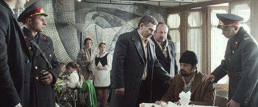 『ドヴラートフ レニングラードの作家たち』場面写真 ©2018 SAGa/ Channel One Russia/ Message Film/ Eurimages