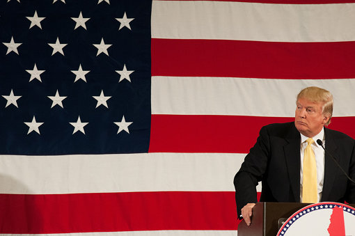ドナルド・トランプ米大統領 photo: Andrew Cline / Shutterstock.com