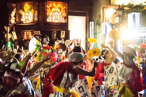 夏の青森では各地でねぶた祭が開催されるが、最大の規模を誇るのが青森市のねぶた祭。今年の中止が実行委員会から発表されたのは4月8日のことだった / 撮影:大石始
