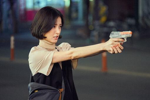 チョン・ユミ演じるウニョン 『保健教師アン・ウニョン』 photo: Kim Jin-young / Netflix