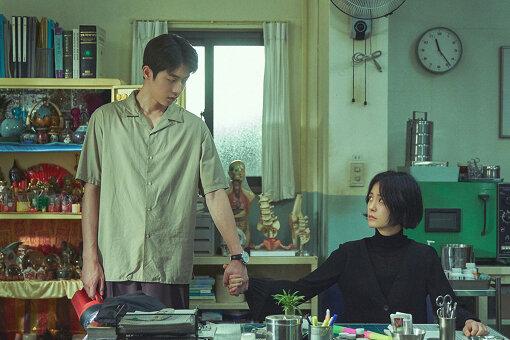 『保健教師アン・ウニョン』 photo: Kim Jin-young / Netflix