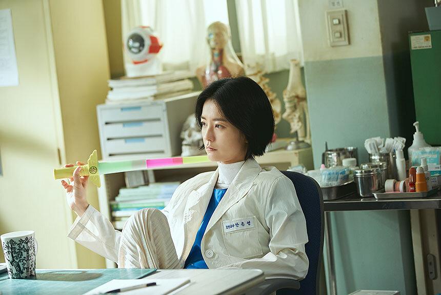 『保健教師アン・ウニョン』Netflixで配信。キャストや見どころ紹介