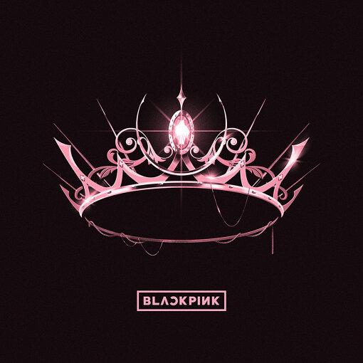 BLACKPINK『THE ALBUM』配信版ジャケット