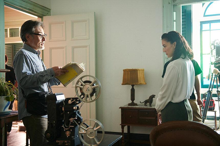 の 妻 ロケ 地 スパイ 映画『スパイの妻』あらすじ、ネタバレ感想&解釈!ロケ地はどこ?