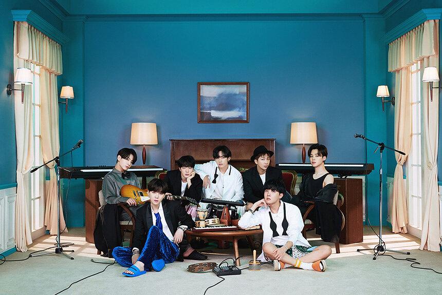"""BTS""""Life Goes On""""が米ビルボードHot100で1位。韓国語曲で初"""