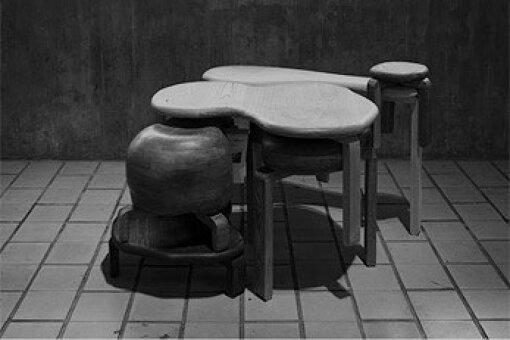 半田が制作した『redesign of stool60』(2012年)
