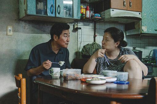 『パラサイト 半地下の家族』 ©2019 CJ ENM CORPORATION, BARUNSON E&A ALL RIGHTS RESERVED