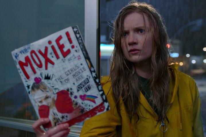 映画『モキシー』を彩るパンクロック。校内の性差別にZINEで抵抗