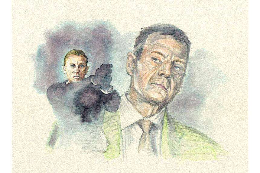 ダニエル・クレイグ『007』ミスター・ホワイトが表す、現代の悪