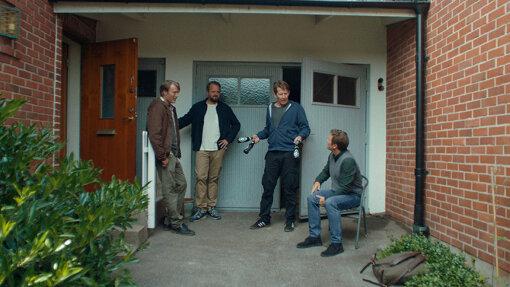 『アナザーラウンド』場面写真 ©2020 Zentropa Entertainments3 ApS, Zentropa Sweden AB, Topkapi Films B.V. & Zentropa Netherlands B.V.