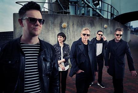 New Order 撮影:Nick Wilson