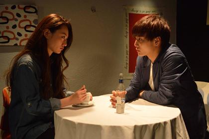 『知らない、ふたり』 ©2015 NIKKATSU, So-net Entertainment, Ariola Japan