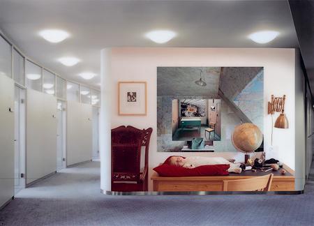 アネット・シュトゥート『記憶』 2004年 180×250cm Cプリント ©Anett Stuth / Deutsche Bank Collection