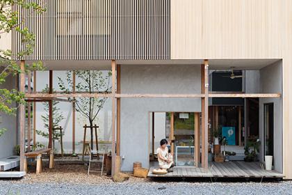 Eureka『Dragon Court Village』2013年 Photo: Ookura Hideki / Kurome Photo Studio