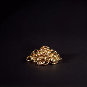 オットー・クンツリ『チェーン』1985/86年 OTTO KÜNZLI Chain 1985/86 ©VG BildKunst 2013