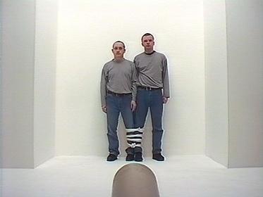 ジョン・ウッド&ポール・ハリソン『二人三脚』1997年