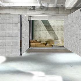 SEZON ART GALLERY地下2階内観イメージビジュアル