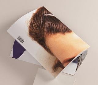 Paul Elliman著, 『Untitled(September Magazine)』Elliman, 2013