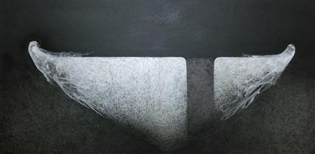 線幸子『Layer -彼方より彼方へⅠ』2013年