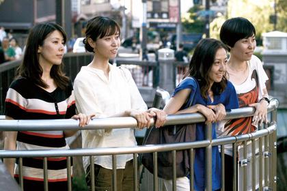 『ハッピーアワー』 ©2015 神戸ワークショップシネマプロジェクト