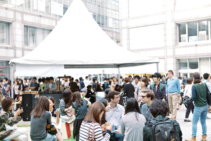 『TOKYO COFFEE FESTIVAL』イメージビジュアル