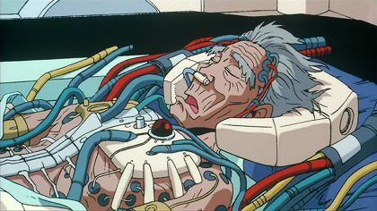 『老人Z』 ©1991 TOKYO THEATRES CO.,INC. /KADOKAWA SHOTEN PUBLISHING CO.,LTD./ MOVIC CO.,LTD./TV Asahi/Aniplex Inc.