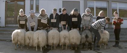 『ひつじ村の兄弟』 ©2015 Netop Films, Hark Kvikmyndagerd, Profile Pictures