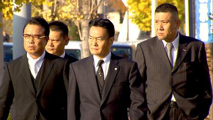 『ヤクザと憲法』 ©東海テレビ放送