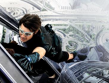 『ミッション:インポッシブル/ゴースト・プロトコル』TM,R & Copyright © 2012 by Paramount Pictures. All Rights Reserved