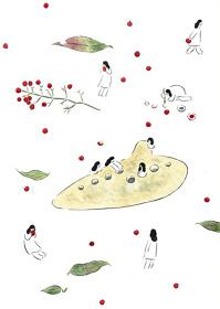 鬼頭祈『オカリナ』2015