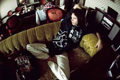 NEIL YOUNG ©Koh Hasebe / Shinko Music Archives