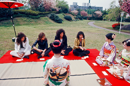 QUEEN ©Koh Hasebe / Shinko Music Archives