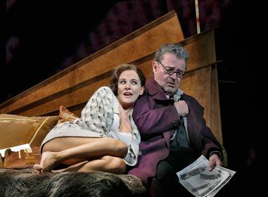 『ルル』より ©Ken Howard/Metropolitan Opera