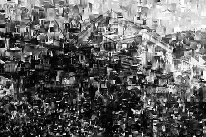 Datascape_On_the_Shoreline#003 2015年 ©Norihito Ogata  Courtesy of G/P gallery, Tokyo