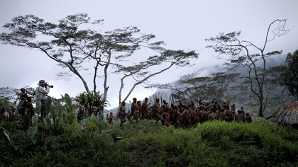 『セバスチャン・サルガド/地球へのラブレター』(監督:ヴィム・ヴェンダース、ジュリアーノ・リベイロ・サルガド) ©Juliano Ribeiro Salgado