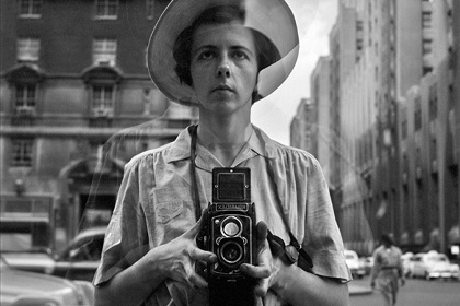 『ヴィヴィアン・マイヤーを探して』(監督:ジョン・マルーフ、チャーリー・シスケル) ©Vivian Maier Maloof Collection