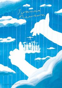 『Joanna Newsom Japan Tour 2016』フライヤービジュアル