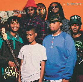 THE INTERNET『Ego Death』ジャケット