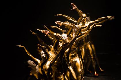 大駱駝艦・天賦典式『クレイジーキャメル』 フランス・ノルマンディ公演より