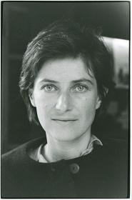 シャンタル・アケルマン 90年代初頭 ©Jean –Michel Vlaeminckx/ Cinergie